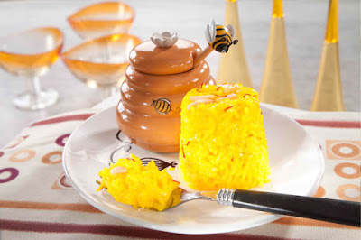 حلاوة الزردة - مطبخ منال العالم