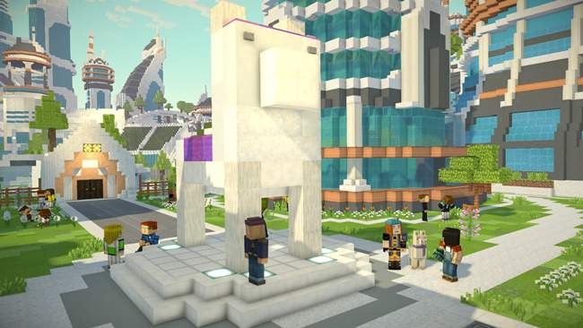 Download Minecraft Story Mode Season Two Episode 1-5 Free For PC