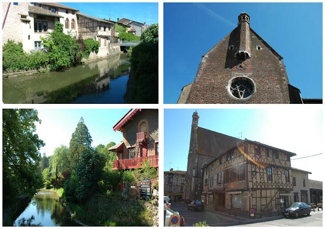 Quelques vues de Châtillon