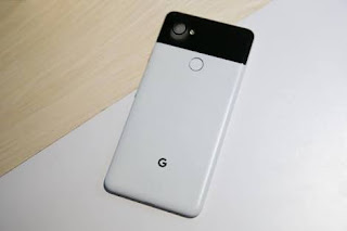 a view of the google pixel 3