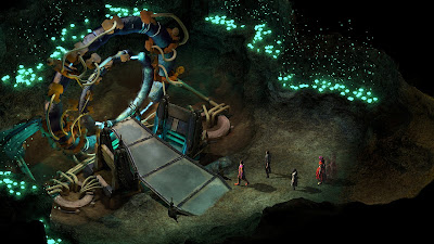 Torment Tides of Numenera Game Screenshot 1