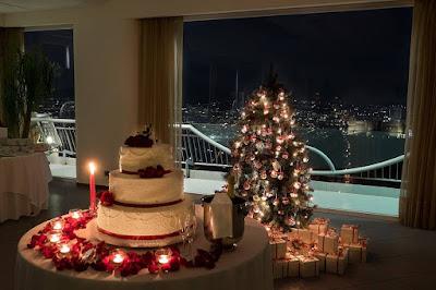 matrimonio tema natalizio