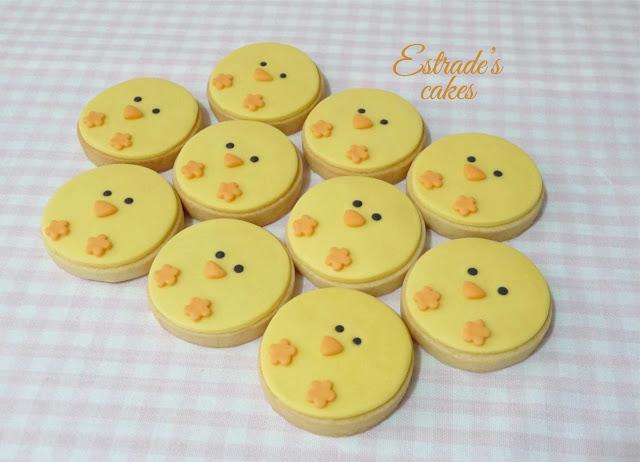 galletas infantiles de pollito 1
