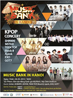 Music Bank In Hanoi