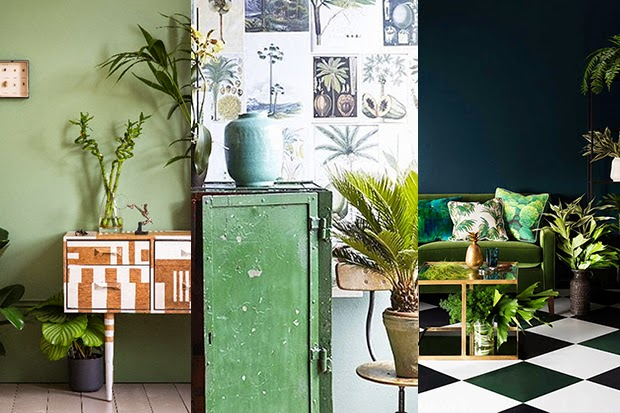 Interior Trend 2015 - Botanical