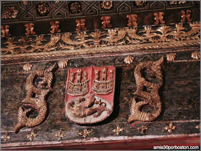 Legion of Honor: Escudo de Armas de los Dueños del Palacio de Altamira