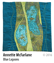 Annette McFarlane SAQA Auction