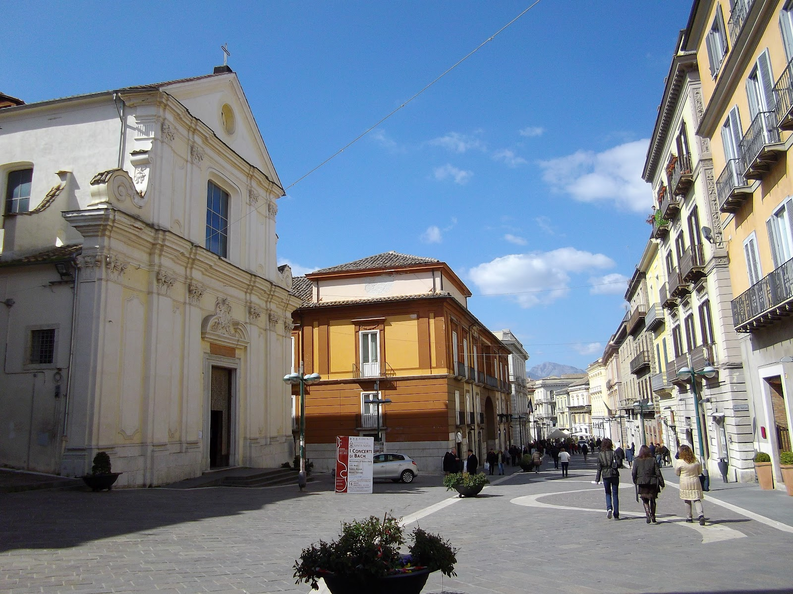 Trip To Benevento Italy Part 1 Life In Luxembourg