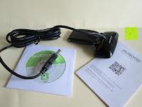 Lieferumfang: AUSDOM® AW310 720P USB 2,0 HD Webcam Kamera mit eingebautem Mikrofon für PC, Laptop Schwarz