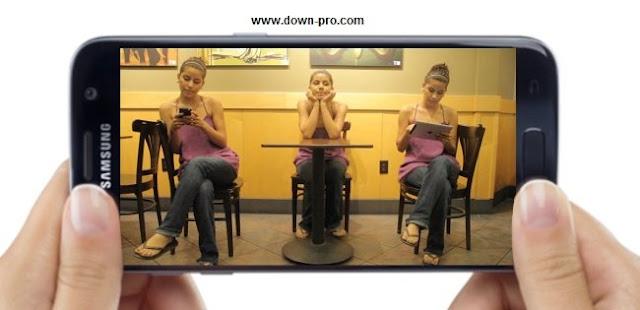 تطبيق payker Clone Camera لتصوير نفسك باوضاع مختلفه فى نفس الصوره