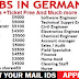 DIRECT RECRUITMENT in Germany | Visa+Ticket Free | Apply Now
