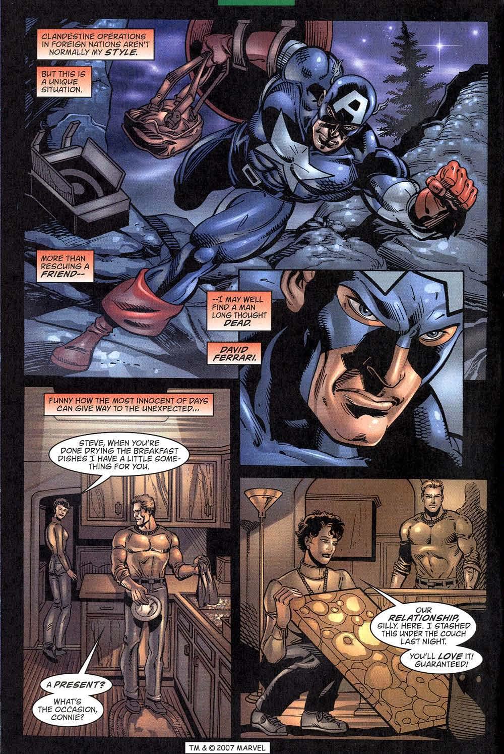 Captain America (1998) Issue #42 #49 - English 8