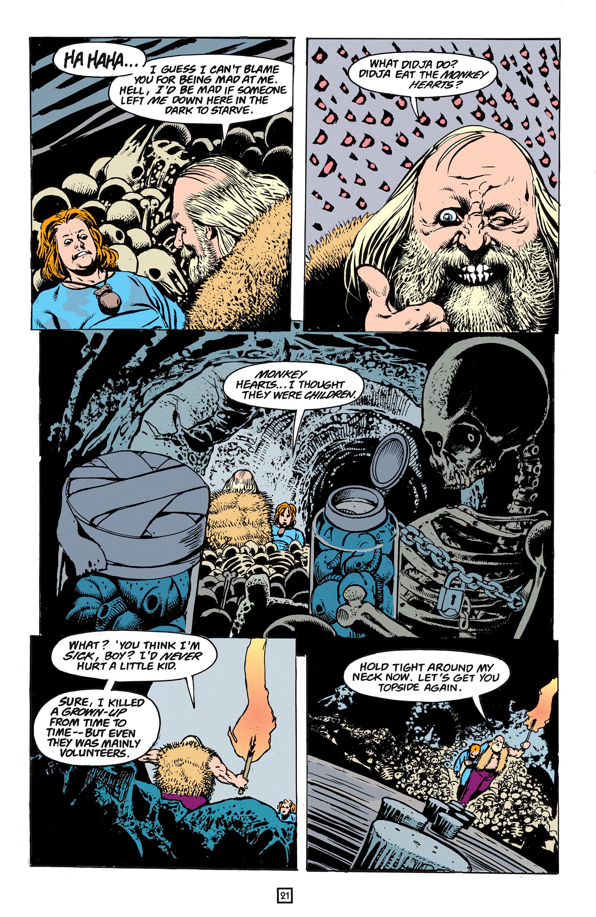 Read online Animal Man (1988) comic -  Issue #56 - 22