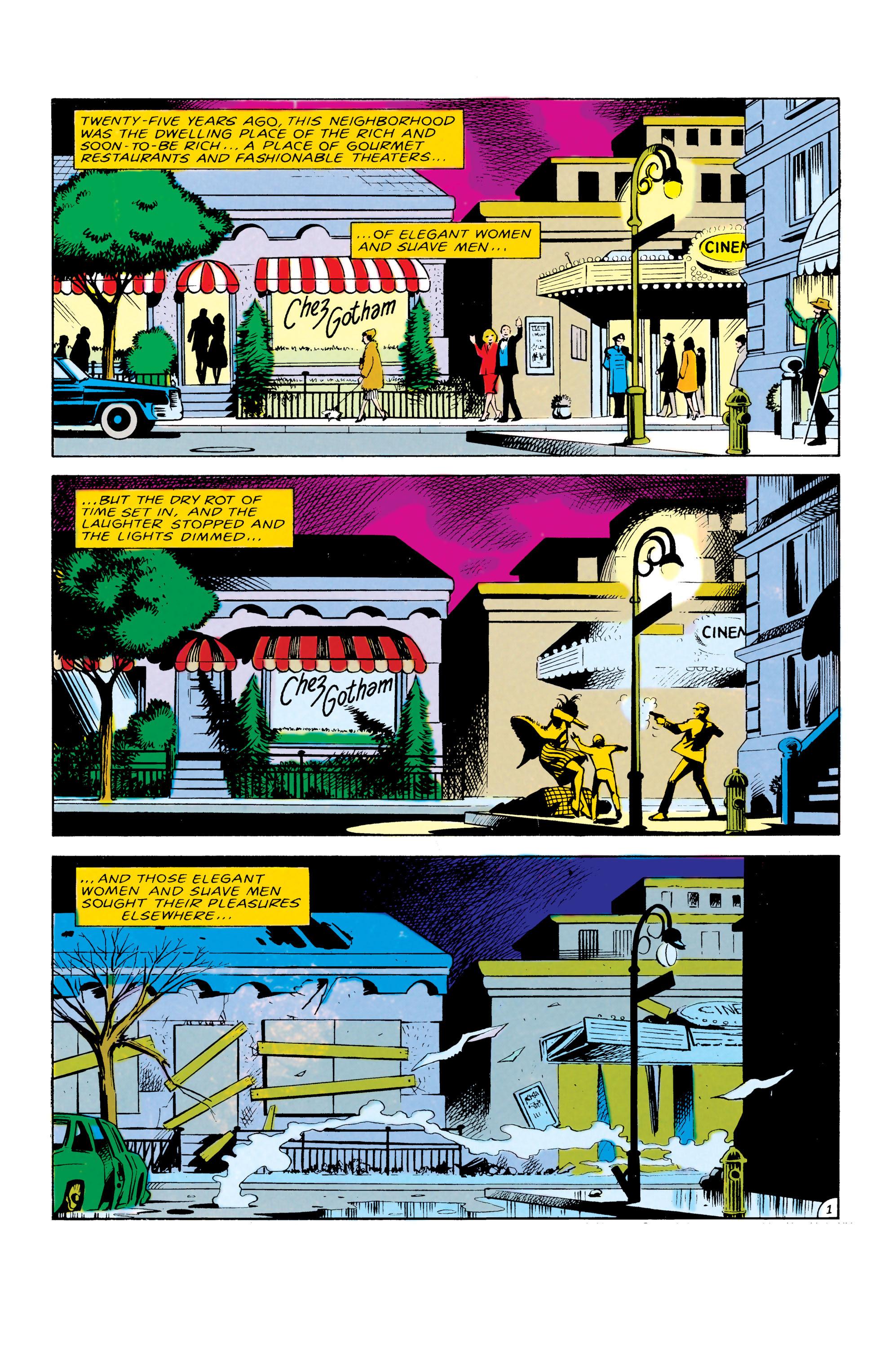 Detective Comics (1937) 574 Page 1