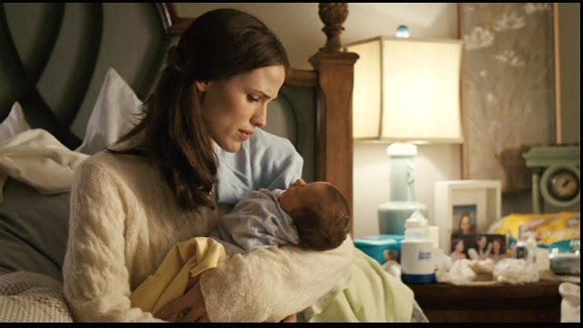 Jennifer Garner (Vanessa Loring) en jeune maman dans Juno, de Jason Reitmann (2007)