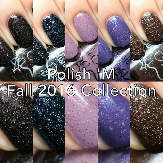 Polish 'M Fall 2016 Collection