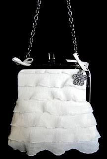 tutorial borsa elegante in chiffon