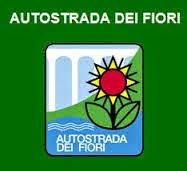Logo der Autostrada dei Fiori