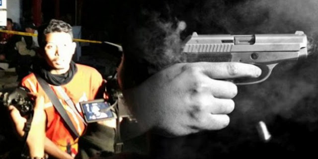HEBOH Brimob Tembak Mati Dua Temannya Pakai Senjata Laras Panjang, Netizen: Gimana Kalau Pegang RPG?