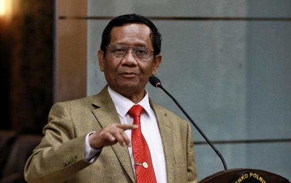 Mahfud Bicara Demokrasi, Eh Disamber Netizen: Jerinx SID Tuh