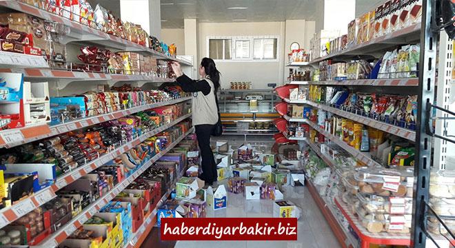 Diyarbakır Büyükşehir Belediyesi ilçelerde gıda denetimleri yapıyor