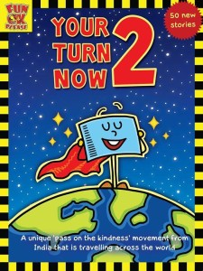 Books: Your Turn Now 2 by Lubaina Bandukwala (Age: 8+ years)
