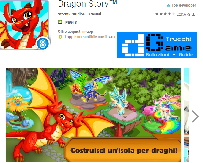 Trucchi Dragon Story Mod Apk Android