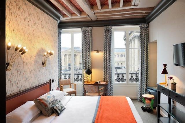 Hotel Les Dames du Panthéon em Paris