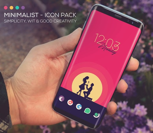 Minimalist - Icon Pack v1.2.1