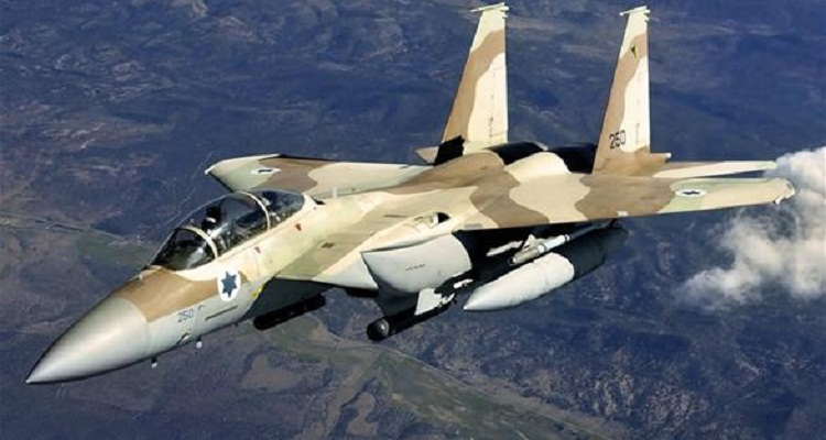 مفاجأة.. طائرة عسكرية إسرائيلية تقوم بمناورات اسقطت الطائرة المصرية