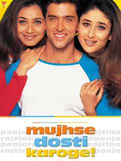 Mujhse Dosti Karoge! (2002) Full Movie Hindi DVDRip 720p