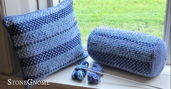 Picky Pillows - one pattern TWO different pillows