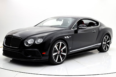 Bentley Continental GT V8 S 2018 Reviews, Specs, Price