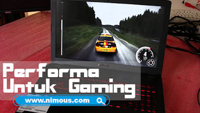 Performa untuk Gaming Asus ROG image