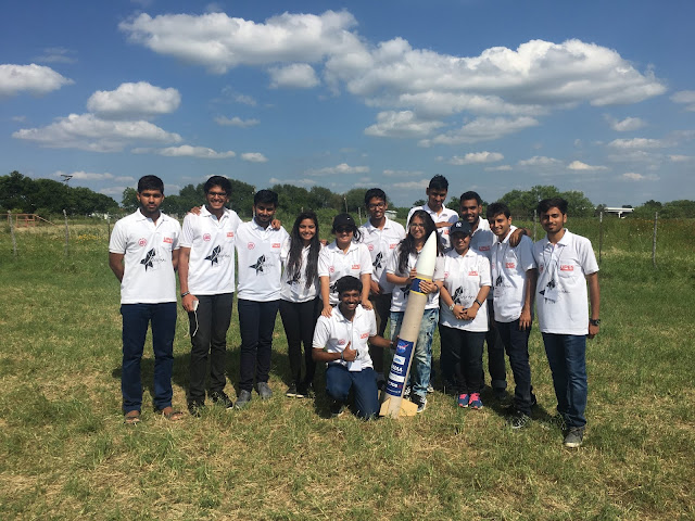 Indian Students Win Global Aerospace Competition, CanSat 2017