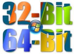 Windows 32 bit dan 64 bit