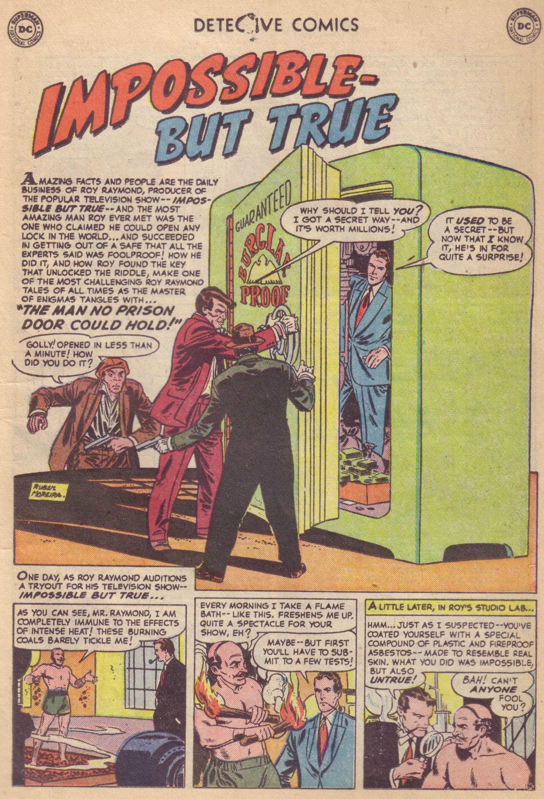 Read online Detective Comics (1937) comic -  Issue #177 - 17