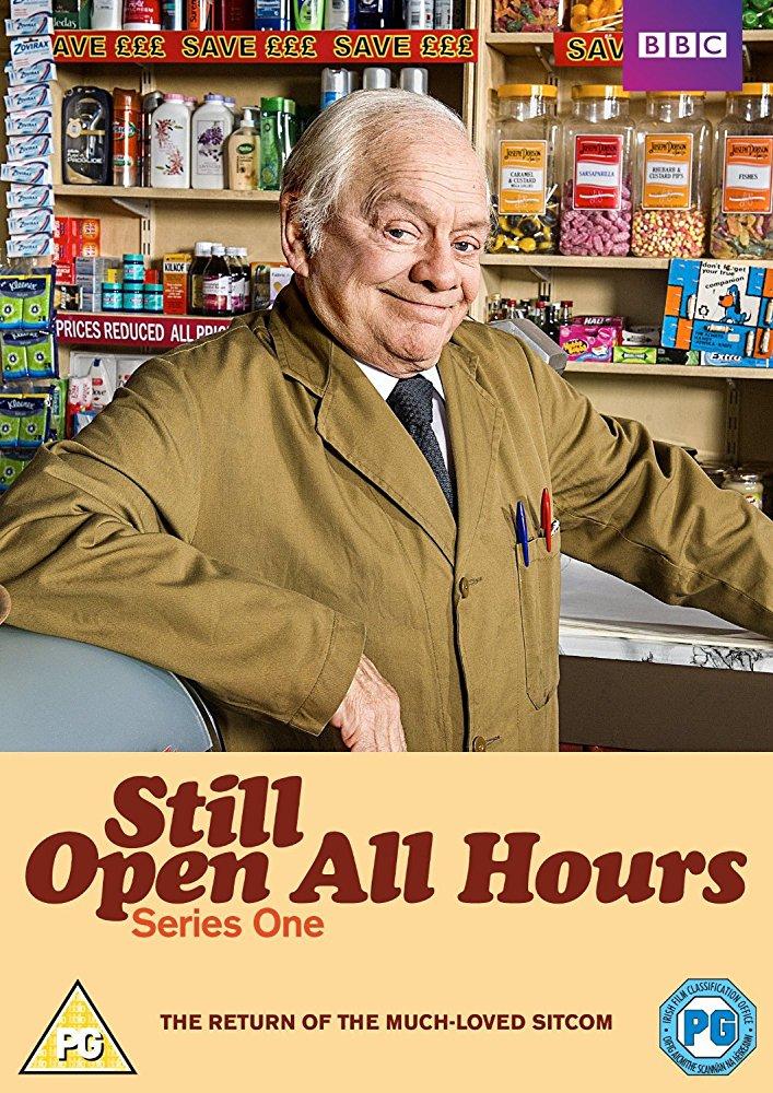 Still Open All Hours - Season 4