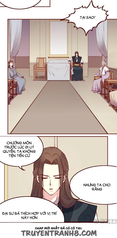 Yến Sơn Phái Và Bách Hoa Môn Chap 141