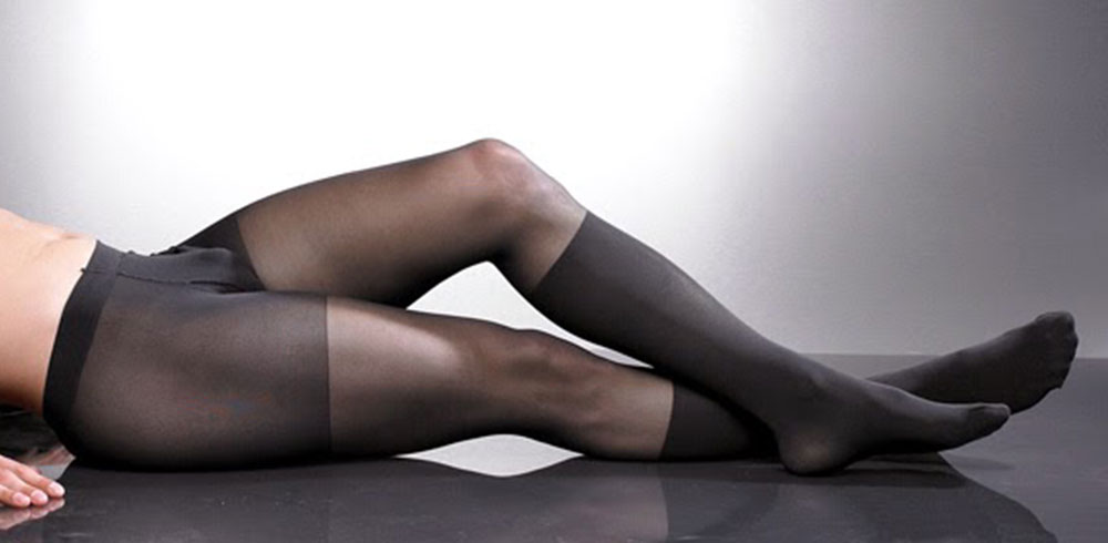 Women attracted to men wearing pantyhose — photo 3