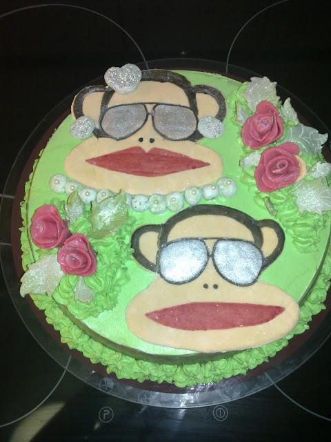 Paul Frank kakku