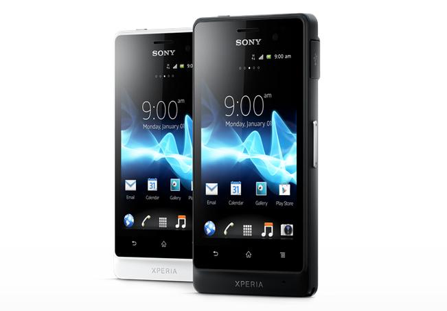 Spesifikasi Sony Xperia GO ST27i