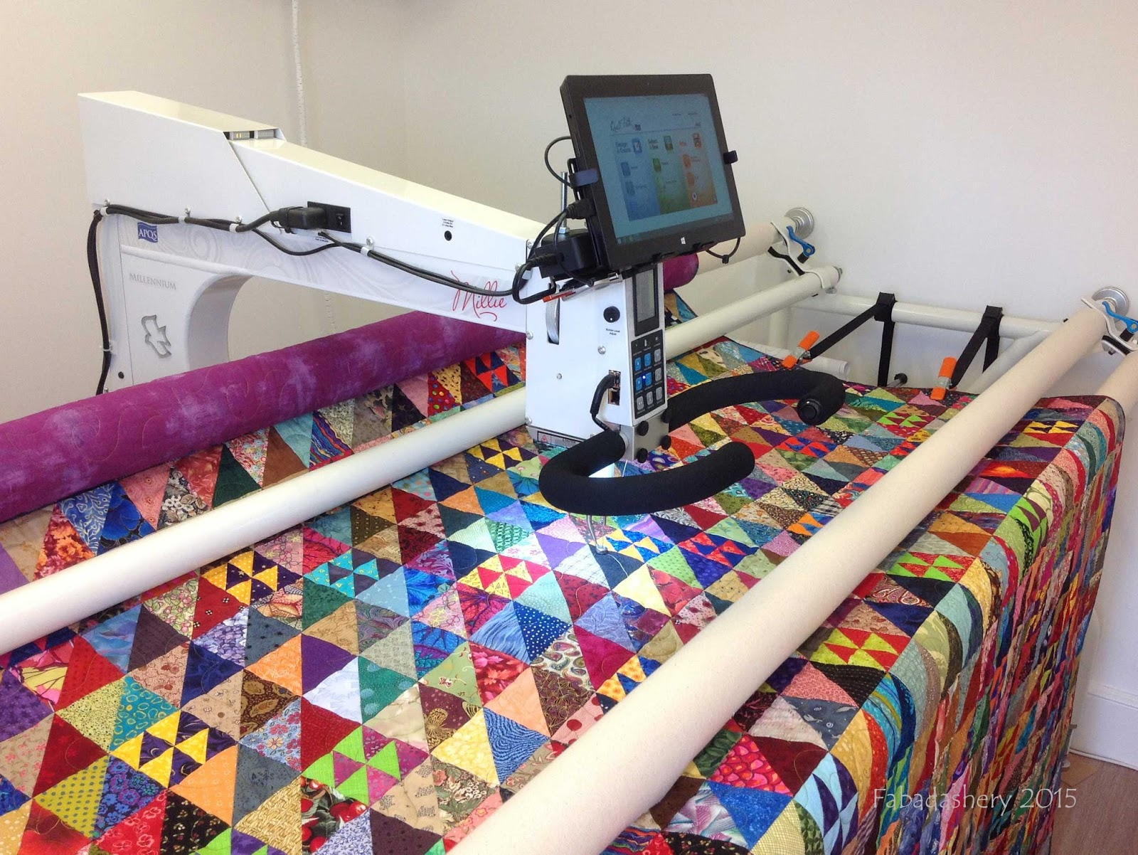Long Arm Quilting Design Ideas