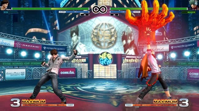 Free Download The King of Fighter XIV Steam Edition Full Verdion Full Repack