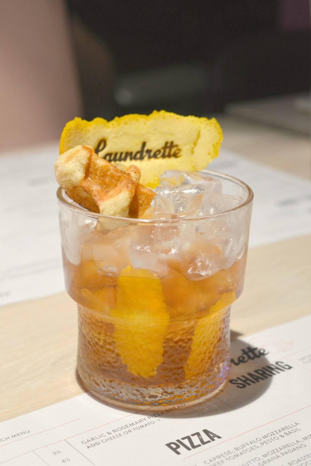 The Laundrette, Newcastle - Cocktails