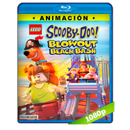 Lego Scooby-Doo! Fiesta en la playa de Blowout (2017) Full HD 1080p Audio Dual Latino-Ingles