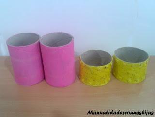 Brazaletes-egipcia-princesa-tubo-de-carton