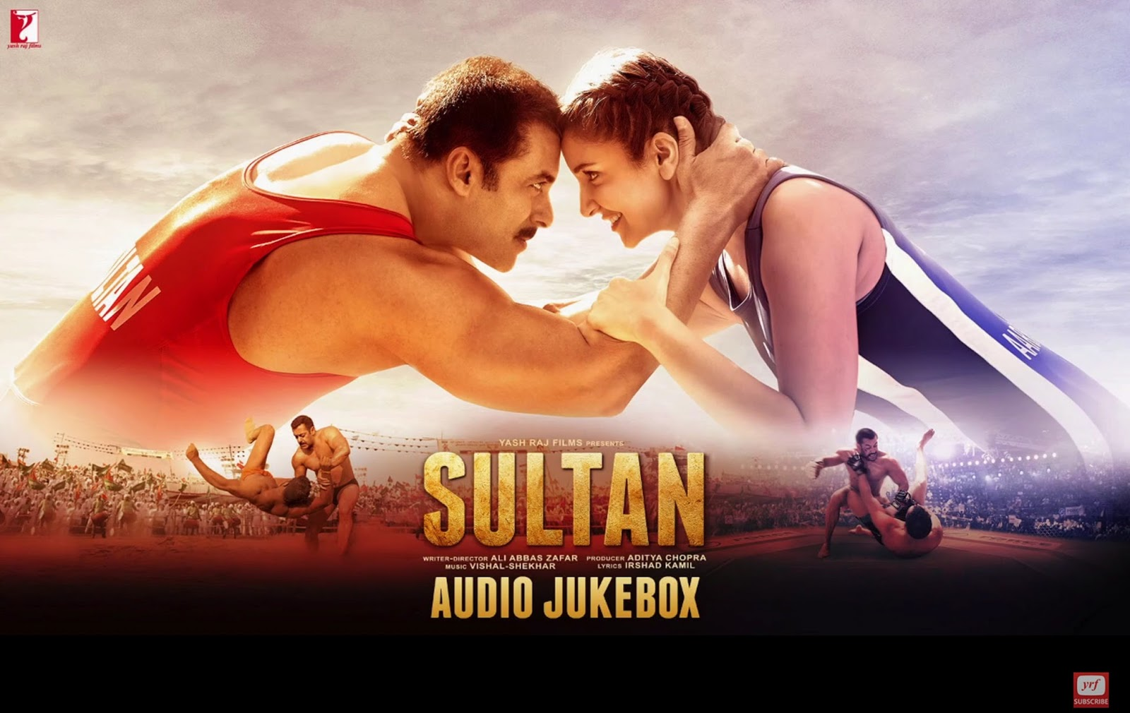 Sultan Title Song Lyrics – Sultan 2016 Download Now Full HD Video ...