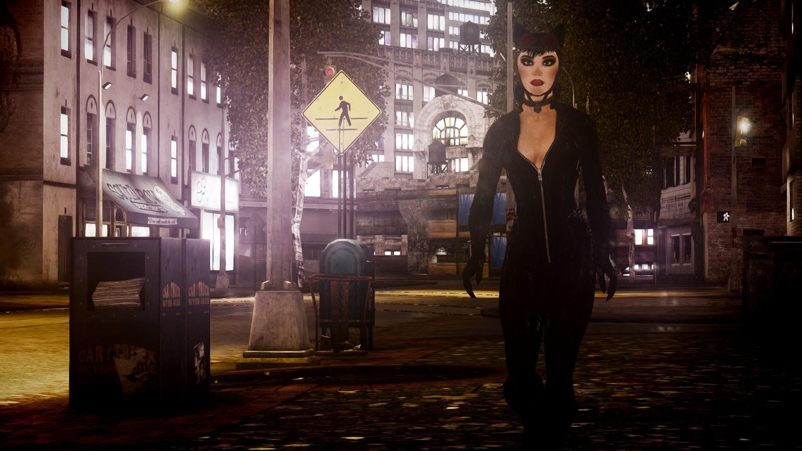 GTA 5,GTAV,GTA IV Mods and Skins: GTA IV SKIN : Batman