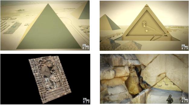 Piramitlerin Taranması